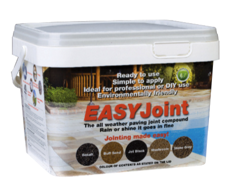Easy Joint Paving Solution