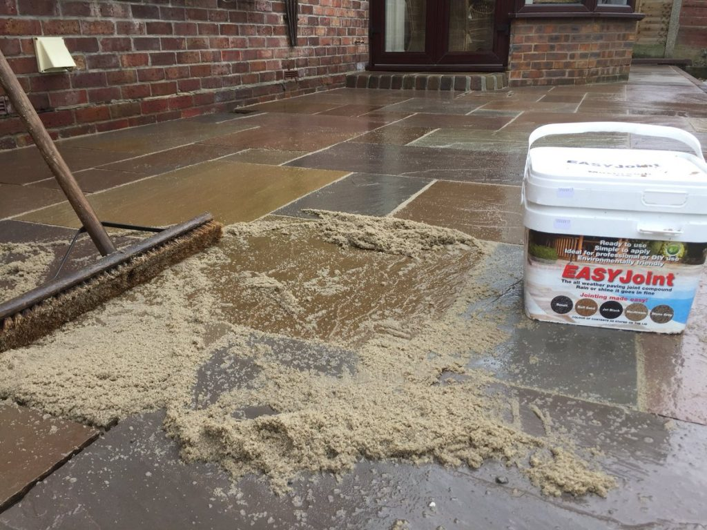 Easyjoint Paving Application
